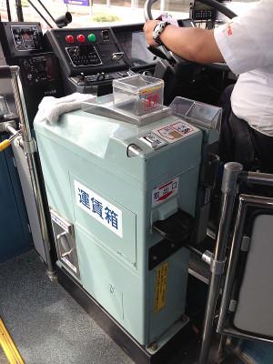 懐かしい運賃箱: バス好きしゅう...