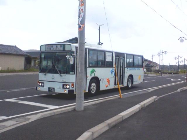 加世田→伊作