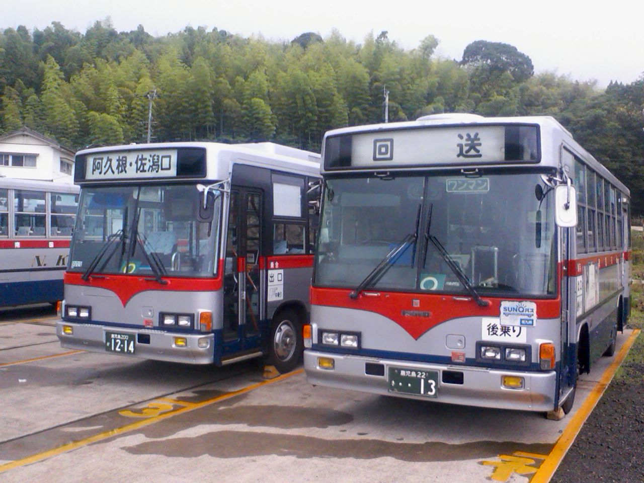 長島の南国交通: バス好きしゅう...