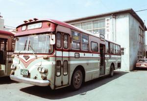 記憶にある一番古いバス: バス好きしゅうの日常